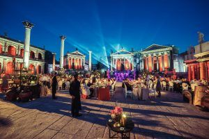 Cocoon Events Ancient Rome wedding